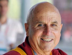 Matthieu Ricard French buddhist monk