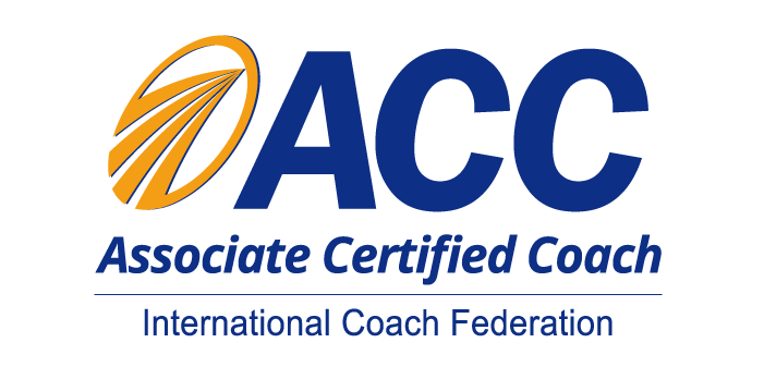 ACC certification (Associate Certified Coach) approved by ICF!